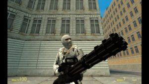 M9K Heavy Weapons