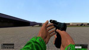 Гаррис Мод оружие из Cs:Go