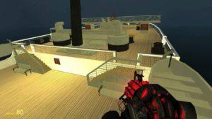 Титаник в Гаррис мод