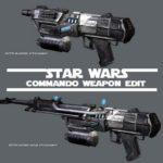 Штурмовые винтовки из Star Wars