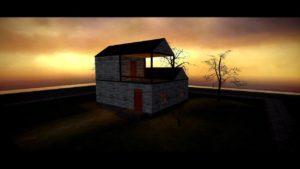 Destructible House - разрушаемый домик