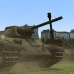 Танк M60A1 из WoT