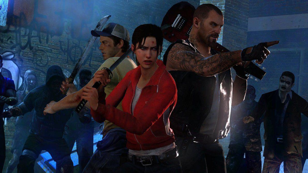 Left 4 Dead 2 - The Original L4D Survivors