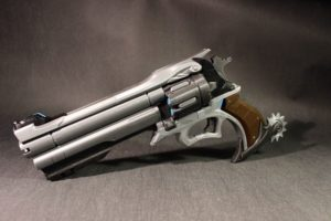Револьвер Маккри из Overwatch