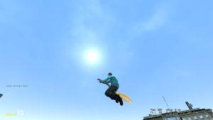 Летающие метла из Гарри Потера