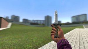 Ножи из CS:GO