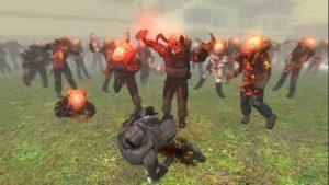 Новые НПС зомби