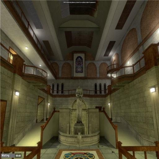 Карта из Resident Evil 2