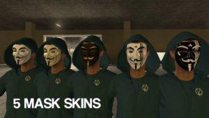 модель Анонимус