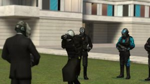 NPC Metropolice