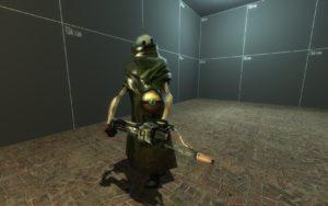 Удалённые NPC из Half Life 2