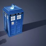 Тардис — из сериала «Доктор кто»