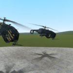 Вертолет повстанцев Half Life 2