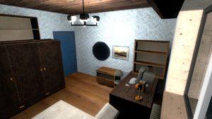 Классический дом