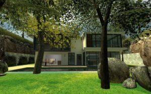 Hi-Tech домModern_House