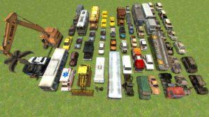 Автотранспорт постапокалипсиса