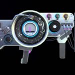 Пушка DubstepGun из игры Saints Row 4