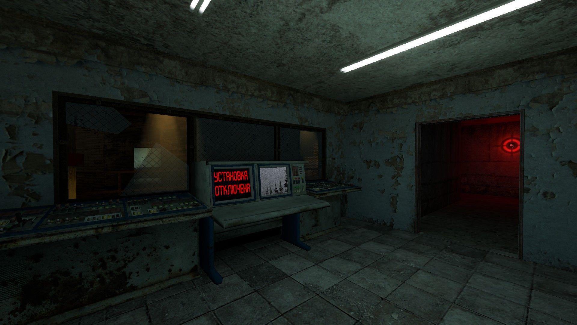 Для полноты ощущений можно добавить всевозможных монстров и зомби. Карта  выполнена довольно качественно и работает стабильно, количество багов  сведено до ... 8595ab24493