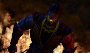Саб-Зиро и Скорпион из Mortal Kombat