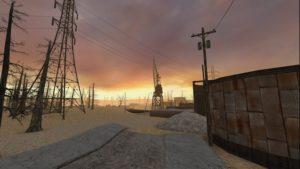 Пост апокалиптическая карта Gm_Wasteland