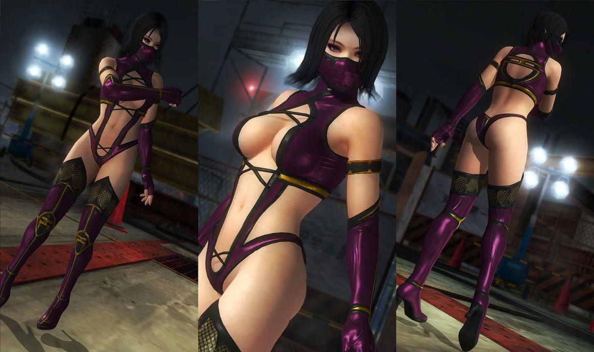 Миллена из Mortal Kombat