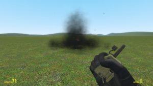 Гаррис мод C4 из Call of Duty