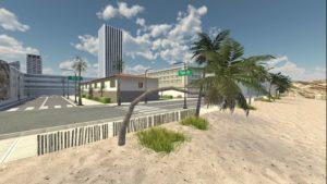 Miami огромная карта для RP режима