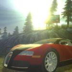 Bugatti Veyron — очень быстрая малышка