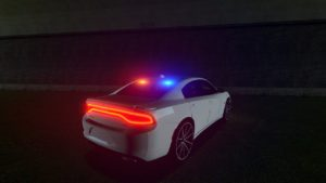 Полицейский Dodge Charger