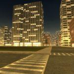 GoldenCity — мегаполис