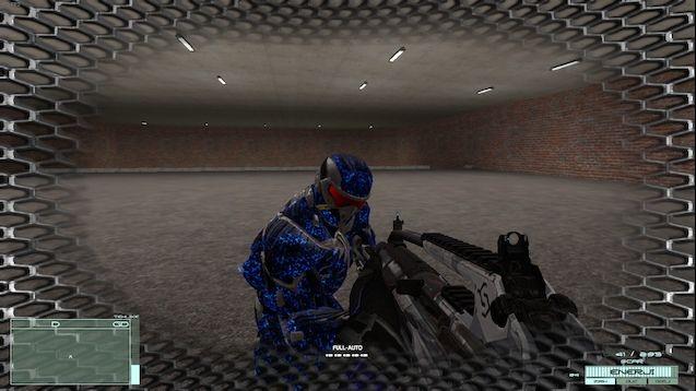 Нанокостюм из Crysis