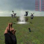 Водяной взрыв — одним щелчком пальцев