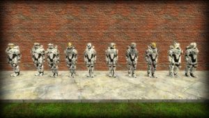 Halo 4 настраиваемые плеермодели и НПС