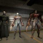 Мистер X — плеермодели Тирана из Resident Evil 2