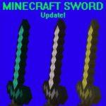 Minecraft мечи