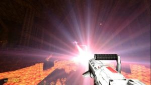 Inferno - тяжелая лазерная винтовка