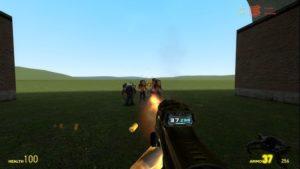 Оружие из Doom 3