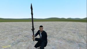 Оружие из Skyrim