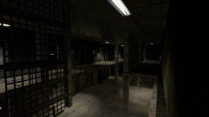 Outlast - тюремный блок