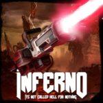 Inferno — тяжелая лазерная винтовка