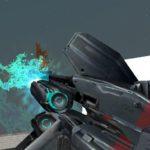 Импульсная винтовка из Entropy: Zero HL2 mod