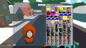 Kenny (South Park) плеермодель