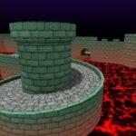 Карта Mario 64 — замок Bowser's