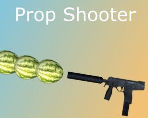 Prop пушка