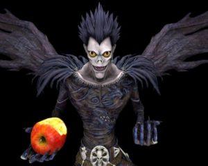 Рюк Синигами из Death Note (PM+NPC)