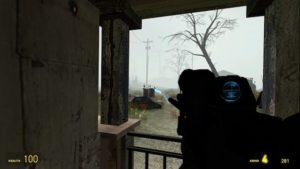 Снайперская винтовка X8 из Half-Life 2 Episode 2