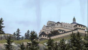 Замок gm_ost