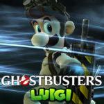 Луиджи плеермодель из «Luigi's Mansion 3»