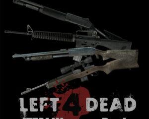 Оружие из Left 4 Dead
