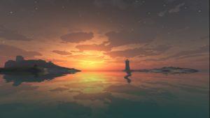 Gm_sevenseas необитаемые острова с маяком
